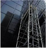 Aluminium Access Tower Hire