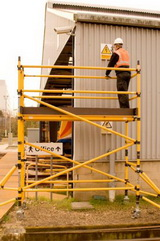 Self Erecting Access Tower Hire