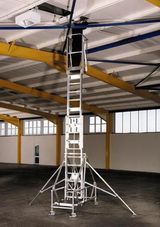 Telescopic Access Tower Hire
